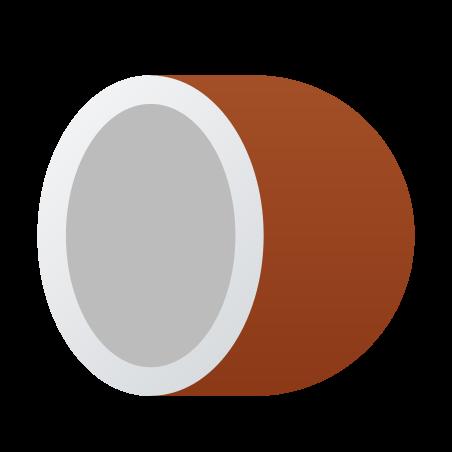 Coconut icon in Fluency