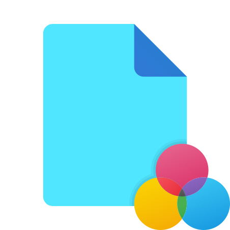 Color Detection icon in Fluency