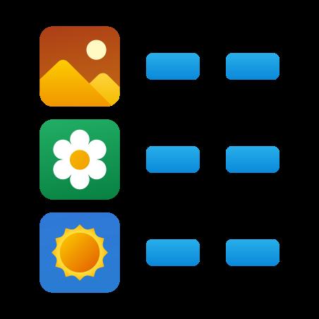 Details icon in Fluency