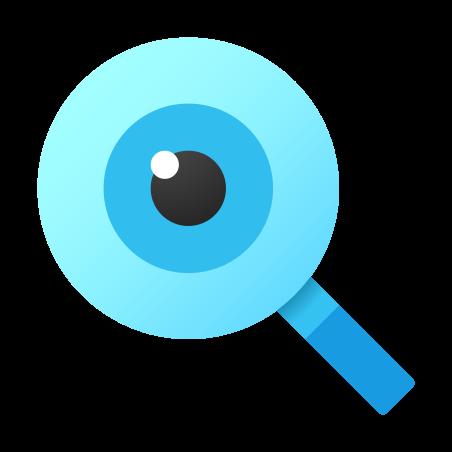 Detective icon in Fluency