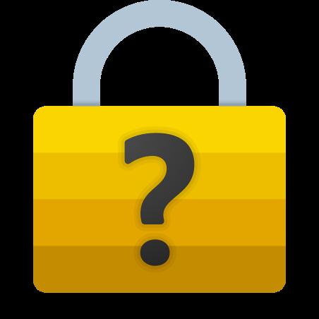 Forgot Password icon in Fluency