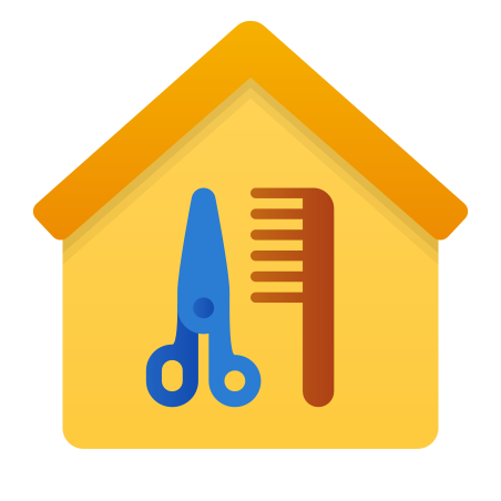 Home Salon icon in Fluency