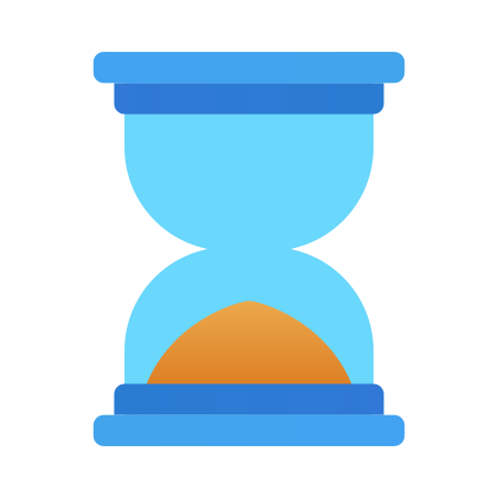 Sand Timer icon in Fluency