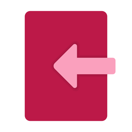 Import icon in Fluency