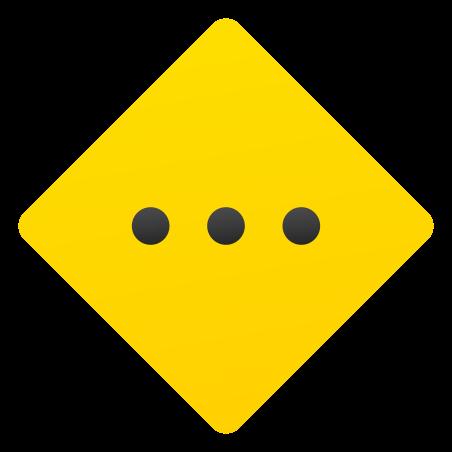 Medium Priority icon in Fluency