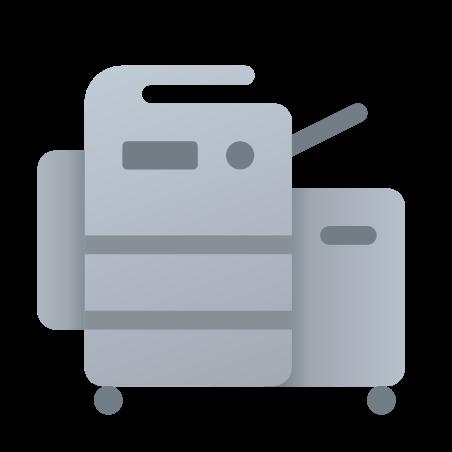 Multifunction Printer icon in Fluency