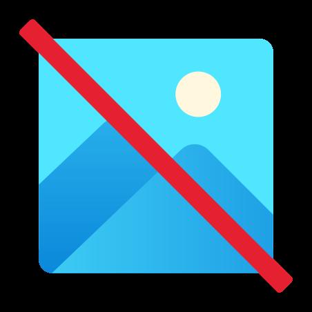 No Image icon in Fluency
