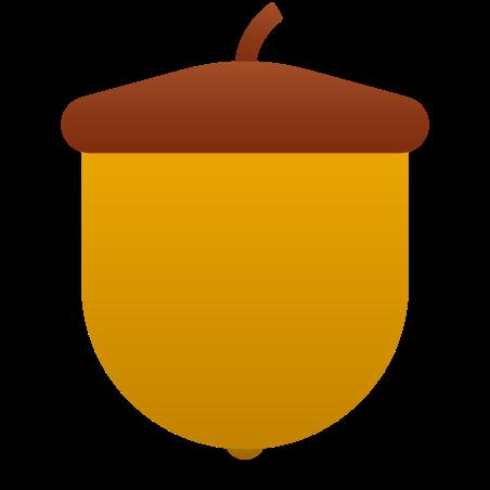 Nut icon in Fluency