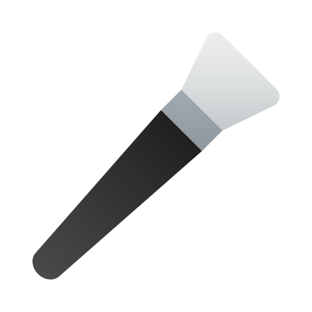 Paint Brush icon in Fluency
