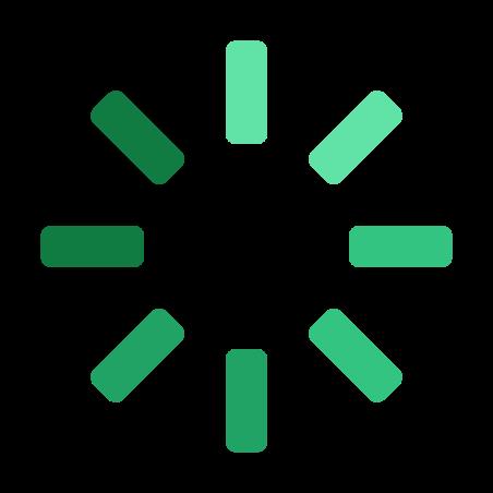 Progress Indicator icon in Fluency