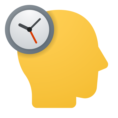 Punctuality icon in Fluency