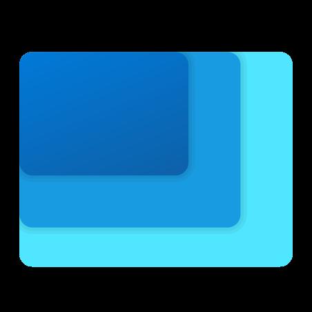 Resolution icon in Fluency