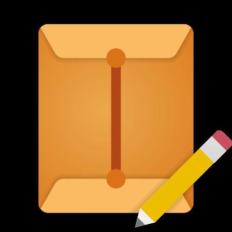 Send Letter icon in Fluency