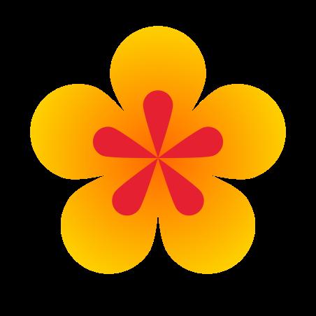 Spa Flower icon in Fluency