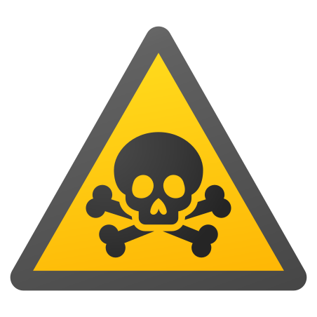 Toxic Material icon in Fluency