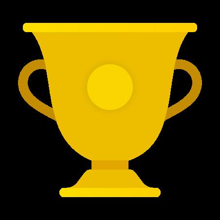 Trophy icon in Fluent