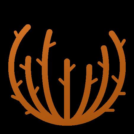 Tumbleweed icon in Fluency