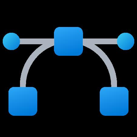 Vector icon in Fluency