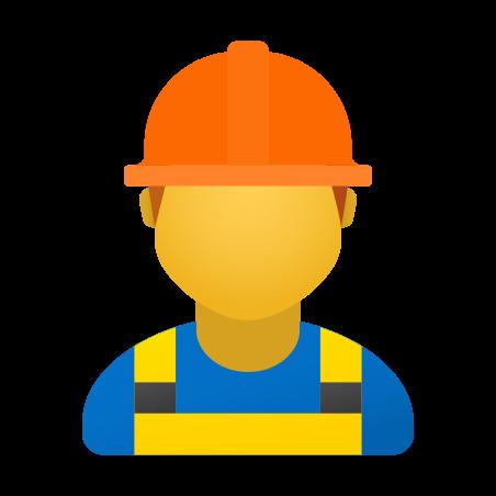 Worker icon in Fluency