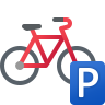 Bike Parking icon