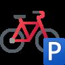 Parcheggio bici icon