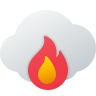 Cloud Vulnerability icon