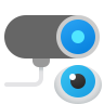 Private Wall Mount Camera icon