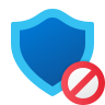 Security Block icon