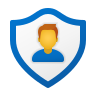 Security User Male icon