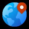 全球定位 icon