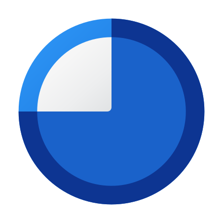 Fraction icon