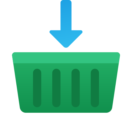 Add to Shopping Basket icon