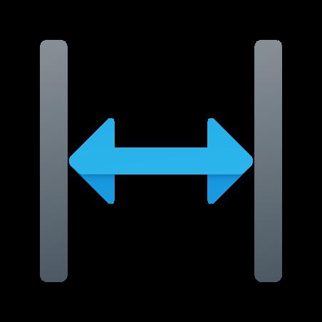 Add White Space icon