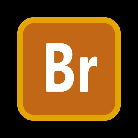 Adobe Bridge icon in Fluent