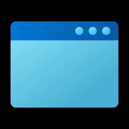 Application Window icon