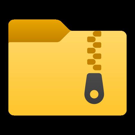 Archive Folder icon in Fluent