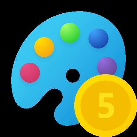 예술 가격 icon