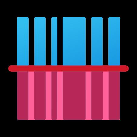 Barcode Scanner icon in Fluent