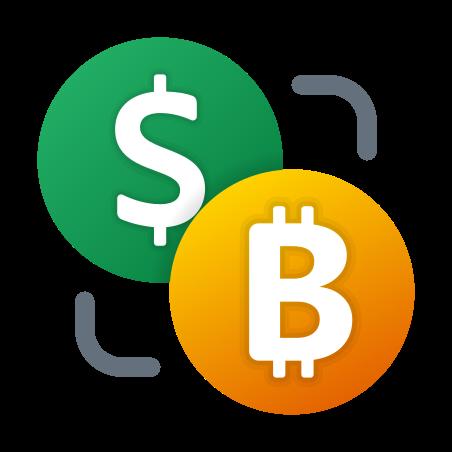 비트 동전 교환 icon