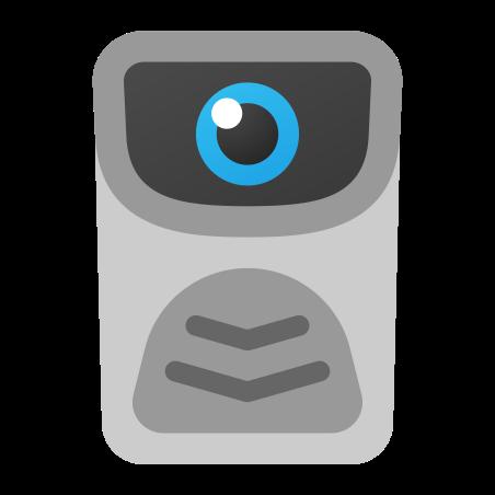 Body Camera icon