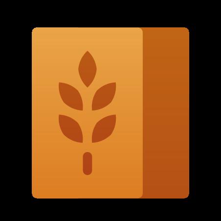 Boîte de céréales icon