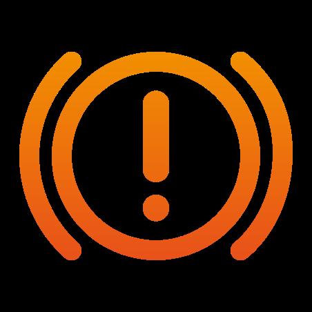 Brake Warning icon