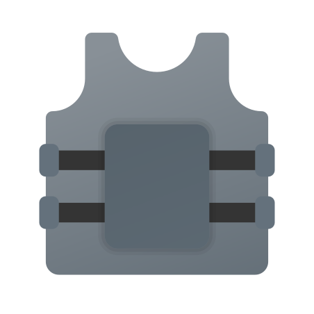 Bulletproof Vest icon