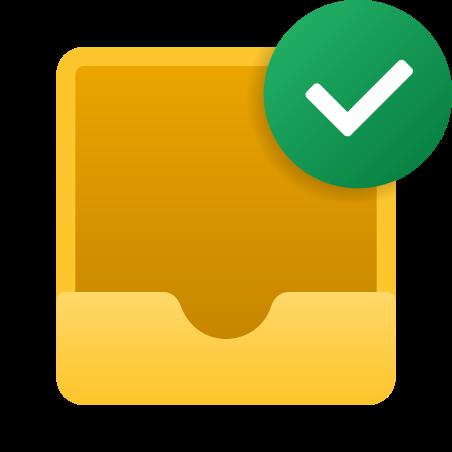 Check Inbox icon