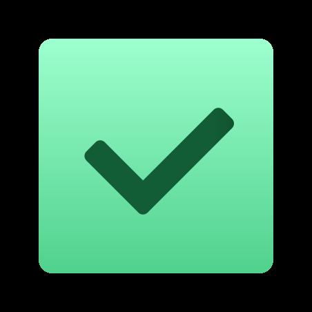 Tick Box icon