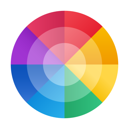 Color Wheel 2 icon