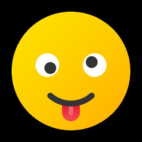 Crazy icon