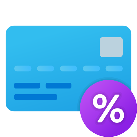 Credit Card Interest icon
