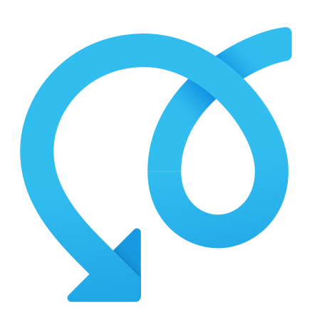 Curly Arrow icon