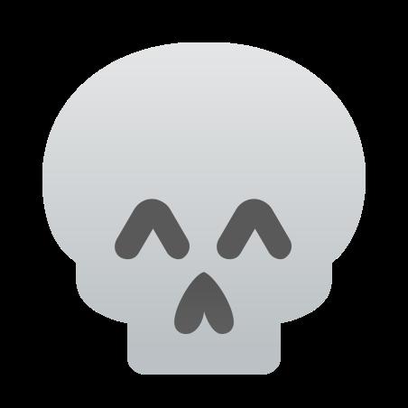 Cute Skull icon